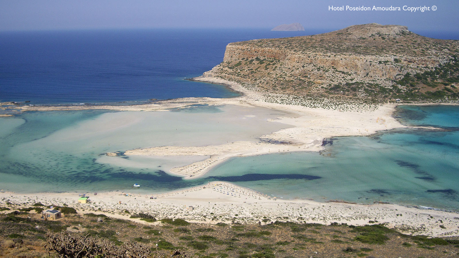 Chania North Crete ::Balos Beach