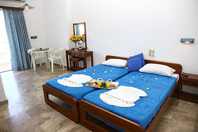 Hotel Poseidon Amoudara-Family Room