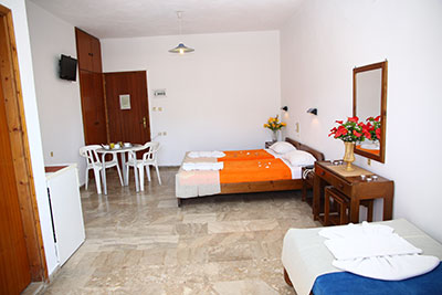 Hotel Poseidon Amoudara-Triple Room